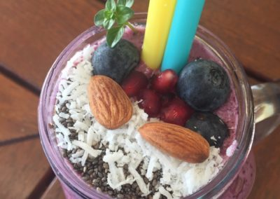 Berry & Chia Smoothie