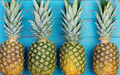 4 Things You Didn't Know About Pineapples