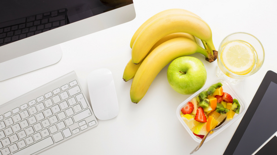 8 Healthy Snacks For Your Desk Drawer