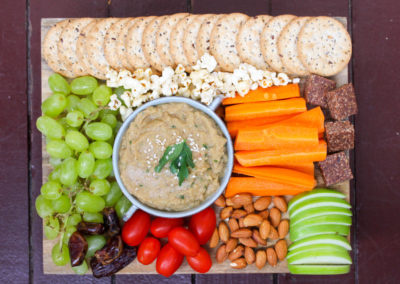 The Ultimate Eggplant Dip