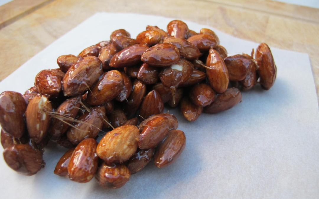 Afghan Almonds