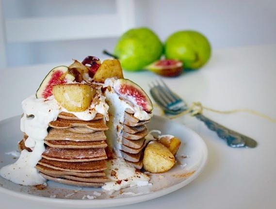 Mother's Day Pancake Recipe!