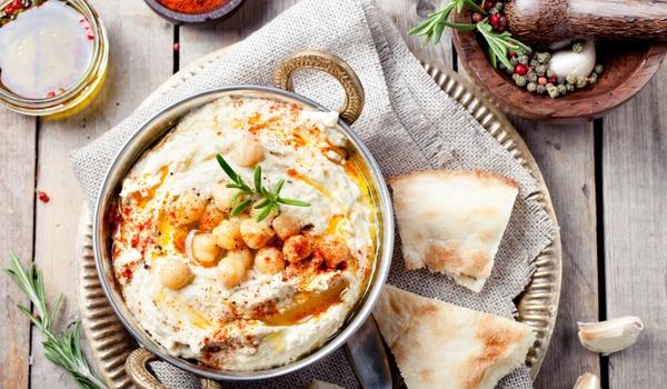 Easy Peasy Hummus