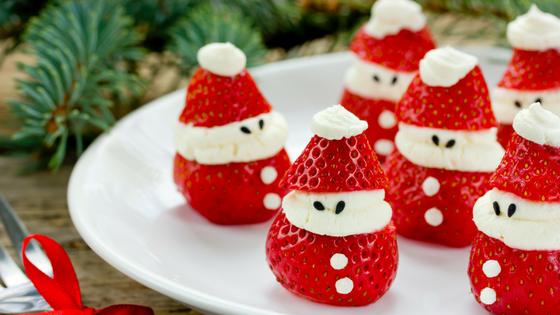 4 Healthy Kids Christmas Treats