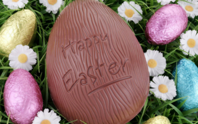Why Let Your Kids Eat Chocolate This Easter