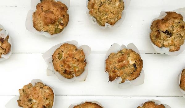 Cinnamon & Apple Muffins